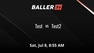 Things end all tied up between Test and Test2