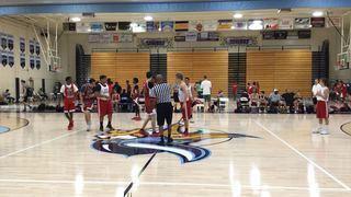 Cali Rebels 15U defeats Magic West 15U, 48-36
