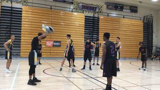 Compton Magic 15U wins 52-21 over Cali Elite 16U