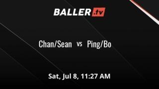 It's a wash between Chan/Sean and Ping/Bo