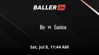 Things end all tied up between Bo and Eunice