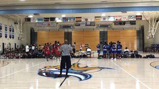 Compton Magic Select 17U triumphant over Fastbreak 17U, 60-46