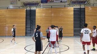 LA Elite 17U wins 73-49 over Cali Ballers 17U