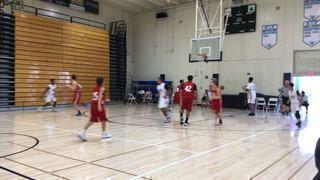 Cali Elite 15U defeats Magic West 15U, 62-43