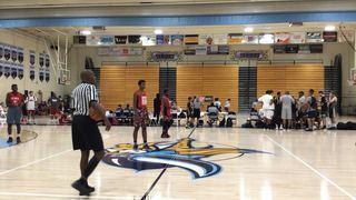 Compton Magic 15U getting it done in win over Luvd Ones 15U, 83-31