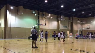 NC Cavs/Carolina Cavs with a win over Greater Heights Rockets , 47-36