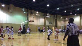 VA Clippers  getting it done in win over Team Denton  , 18-13