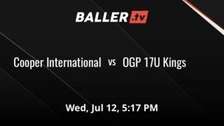 OGP 17U Kings 28 Cooper International 20
