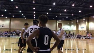 School Boys   with a win over Pyramid Elite , 57-29