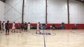 Team Final -- Black with a win over SJ Hoops Elite, 76-71