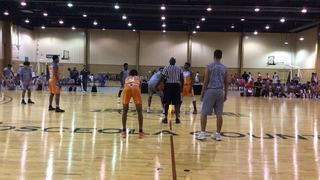 EYSF Panthers   emerges victorious in matchup against LSA GA Elite, 55-50