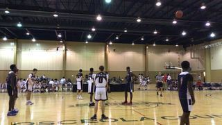 Texas D1 Ambassadors Austin  emerges victorious in matchup against Florida Xclusive Elite, 50-49