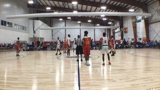 Maryland 3D Red 72 Sportika Hoop Nation - Daley 48