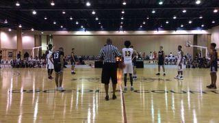 Suns Team Harris  puts down Hill Country Hawks  with the 67-58 victory