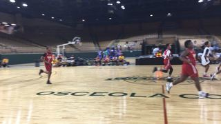 WSM Dream Team  victorious over Calvin Murphy's Planet Hoops , 4-1