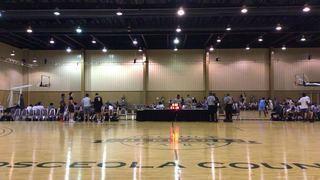 Texas D1 Ambassadors Austin  wins 54-47 over NC Cavs/Carolina Cavs