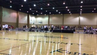San Antonio Soldiers  with a win over Hill Country Hawks  , 58-23