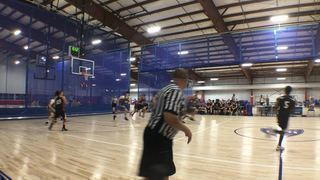 East Coast Power - Fisher victorious over Bulls Basketball Club, 72-42