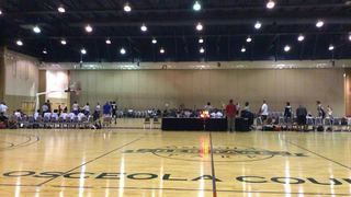 Houston Hoops 2020  emerges victorious in matchup against Strictly Business Ballers , 69-52