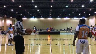 Florence International Bball Assoc  getting it done in win over LSA GA Elite, 49-28