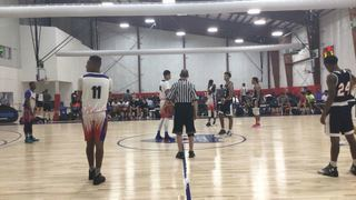 L&L Running Rebels Blue defeats HoopDreamz Blue, 73-72