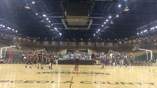 Elmira Ice Elite  wins 50-45 over Mo City Ballers