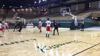 All Ball Elite  emerges victorious in matchup against Florence Int'l Bball Assoc , 43-35