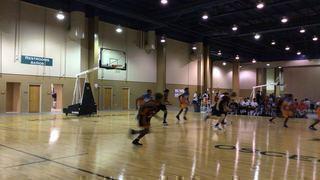 LSA GA Elite wins 66-57 over Nebraska Bobcats