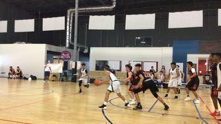 Mercado Basketball 15s wins 57-44 over EWE 2021 Silver