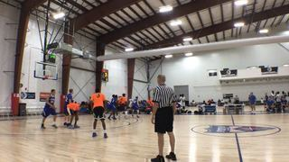 East Coast Cyclones emerges victorious in matchup against DE LifeBall, 70-43
