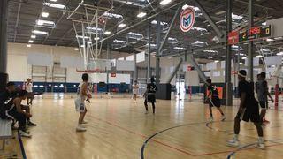 EWE 2020 Black steps up for 42-40 win over Mercado Basketball 15s
