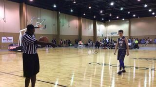 Carolina Pressure   victorious over Elmira Ice Elite  , 73-30