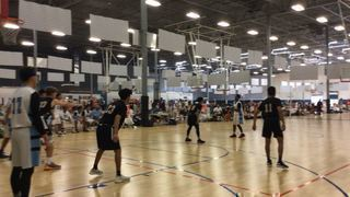 Things end all tied up between NOC Stars and Triple Threat Next Level 17s, 45-45
