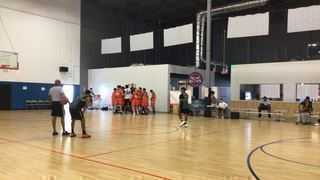 Southern California Cavs 17s steps up for 74-66 win over Team Intensity 17s