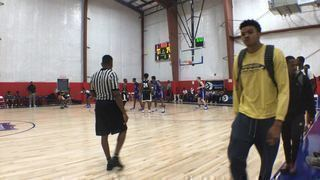 K-Low Elite gets the victory over The Firm (NJ), 63-58