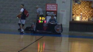 Vanier College Prep picks up the 73-51 win against Connecticut Playmakers