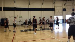 AZ Power 15 Black defeats And1 Academy 15, 63-55