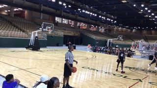 Academy with a win over DFW Hornets , 54-44