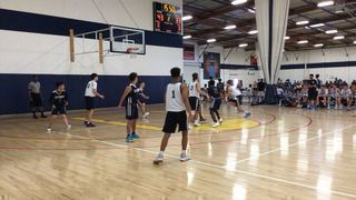 San Diego Elite 16 emerges victorious in matchup against Uptempo Hoops 16, 84-64