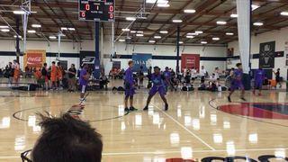 Pasadena Blazers 16 triumphant over Rampage Blue, 56-52