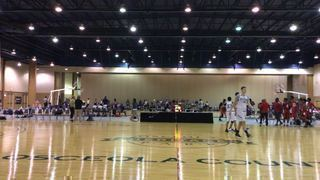 Florence Int'l Bball Assoc   wins 48-43 over Florida Future Gold