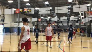 Gamepoint OC 17u Red puts down Family First 17s with the 55-52 victory