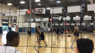 Colorado Chaos D1 Ambassadors 17's Elite puts down EWE 2018 Silver with the 77-54 victory