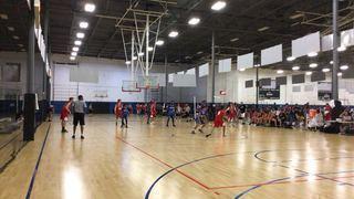 PowerHouse Hoops 17U Scottsdale wins 59-38 over Team Nikos Long Beach 17U