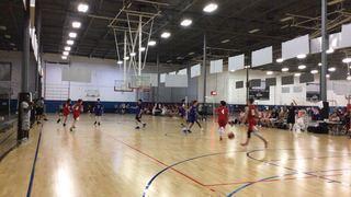 Pressure Basketball 17s defeats PowerHouse Hoops 17U Scottsdale Maroon, 50-21