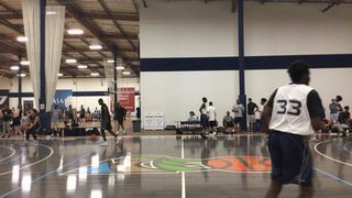 Utah Hard Knox 17 with a win over ICAN All-Stars 17, 97-77