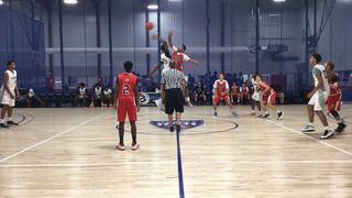 Team Melo EYBL 15U emerges victorious in matchup against MD 3D Red, 65-44