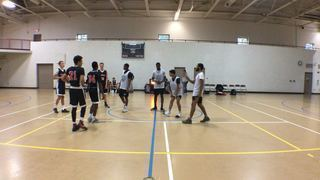 Lone Wolf emerges victorious in matchup against RI Elite, 39-36