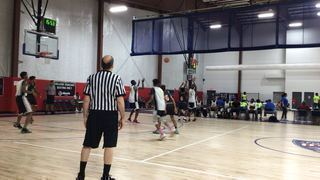 Central Jersey Jammers 88 Team Hardknocks 51