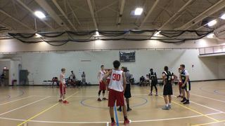 Brookwood Elite picks up the 65-43 win against Central MA Swarm Gold